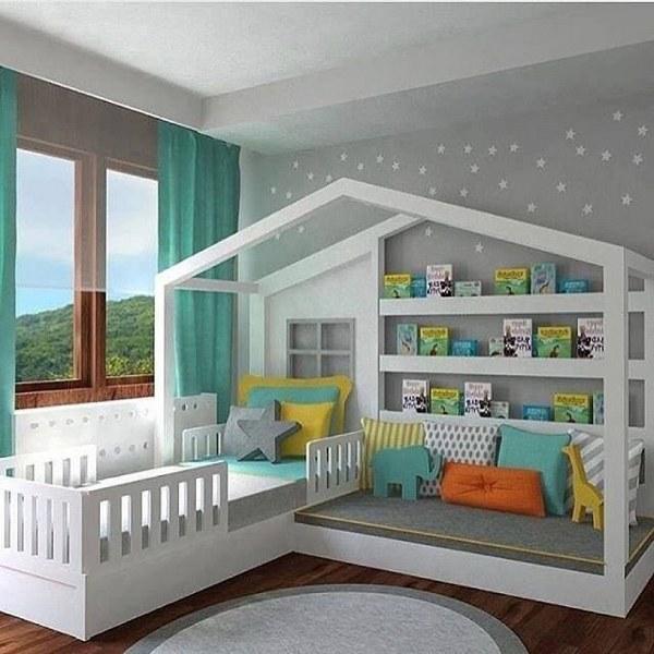 consigli pratici per le camere dei bambini