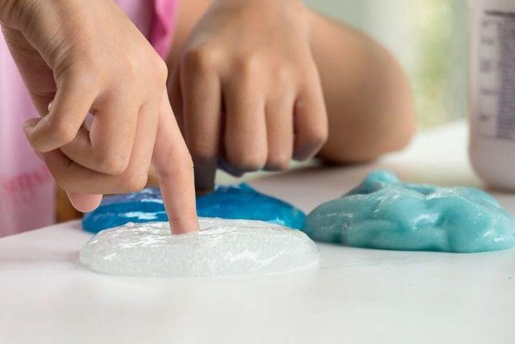 come fare lo slime senza colla